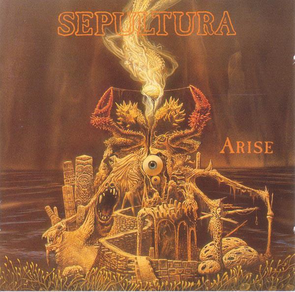 Sepultura - Arise - 1991