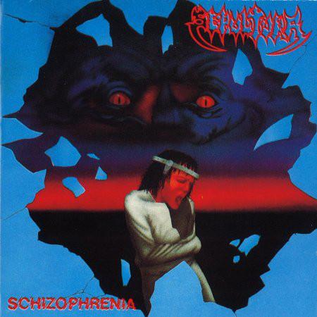 Sepultura - Schizophrenia - 1987