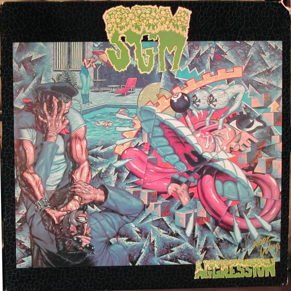 S.G.M. - Aggression 1988