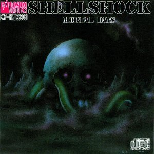 Shellshock - Mortal Days - 1989