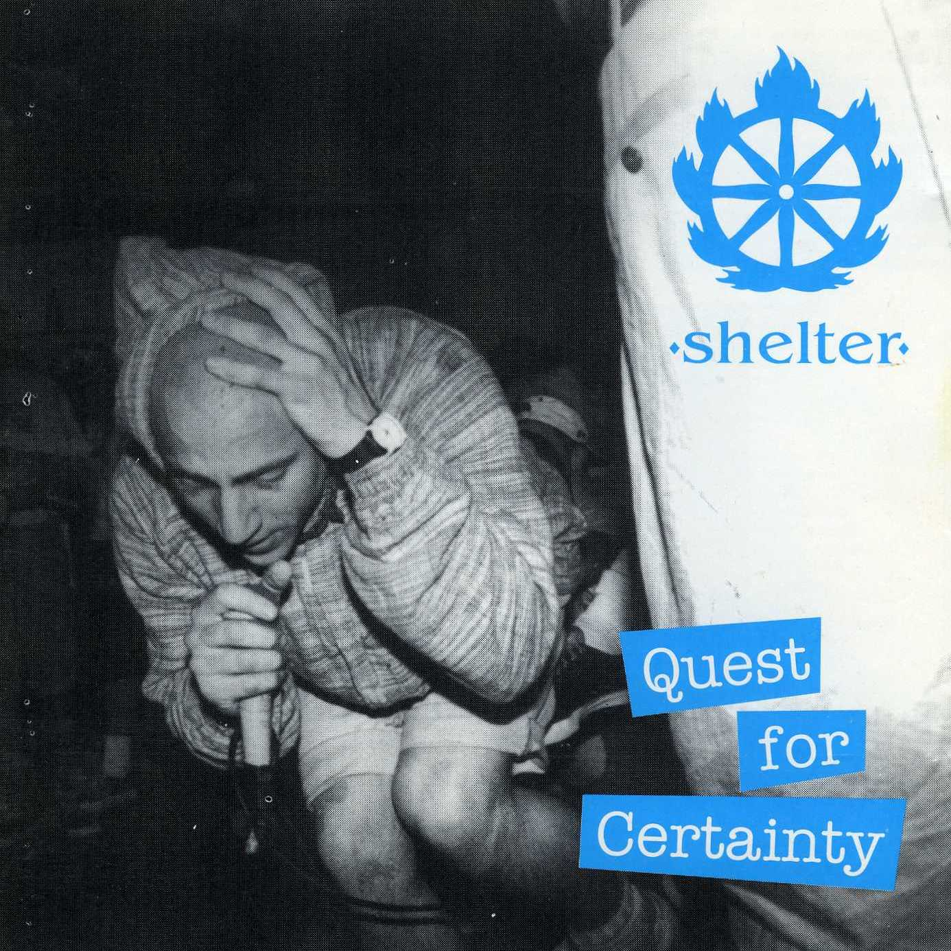Shelter - Quest For Certainty - 1992