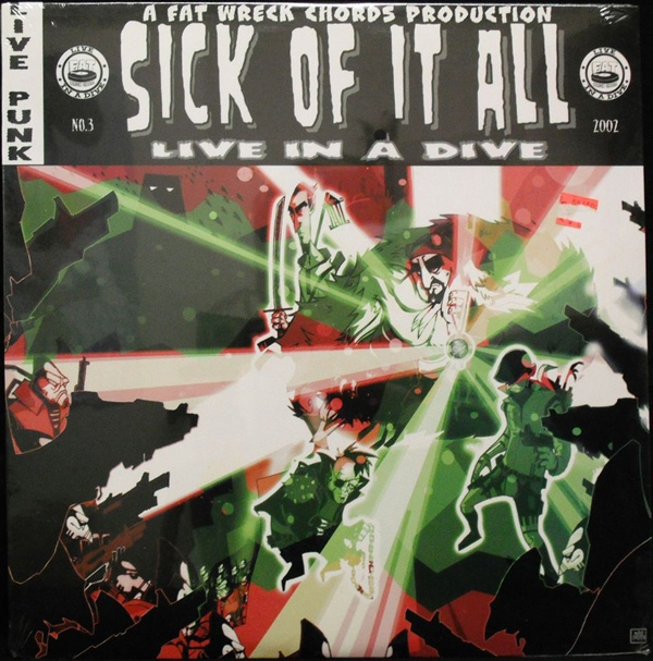 Sick Of It All - Live In A Dive - 2002