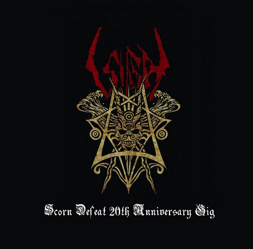 Sigh - Scorn Defeat 20th Anniversary Gig - 2013