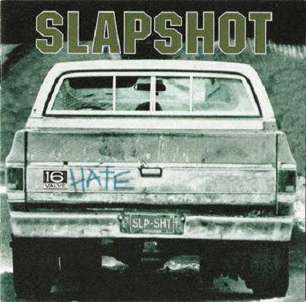 Slapshot - 16 Valve Hate - 1995