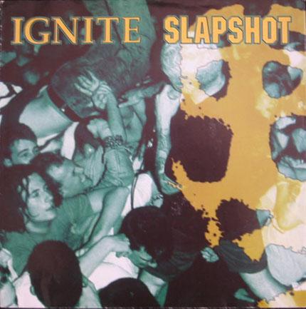 Ignite, Slapshot - Slapshot / Ignite - 1994