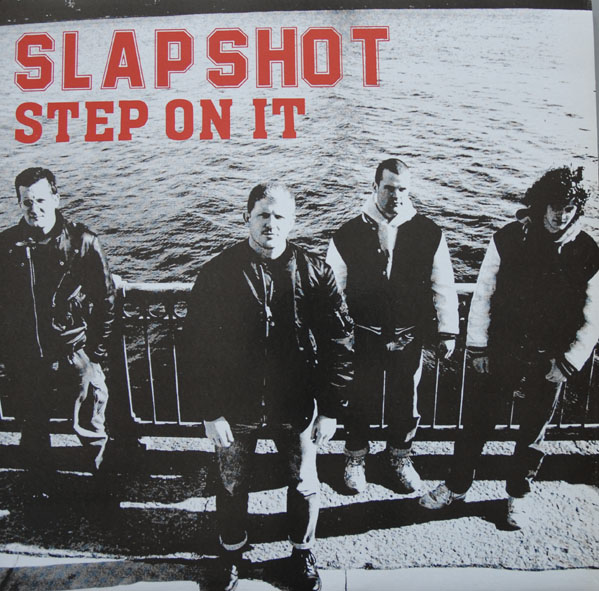 Slapshot - Step On It - 1988