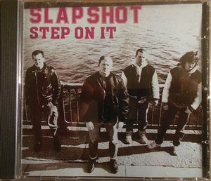 Slapshot - The CD - 1990