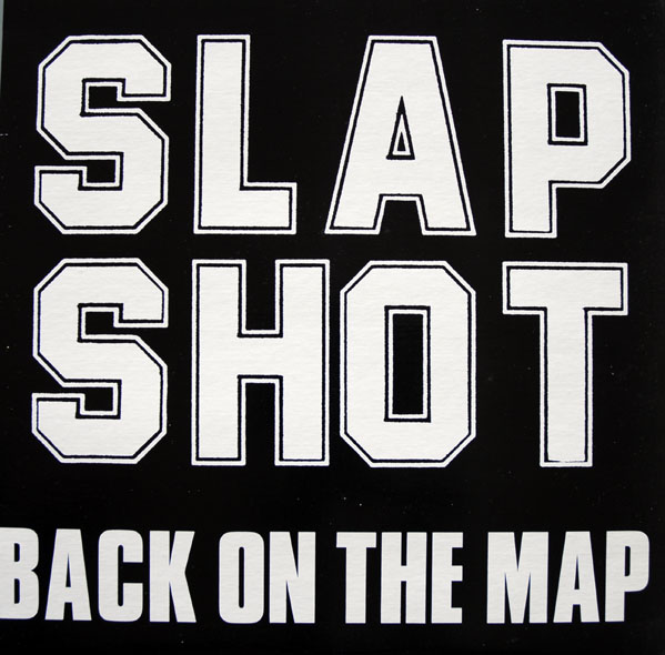 Slapshot - Back On The Map - 1986