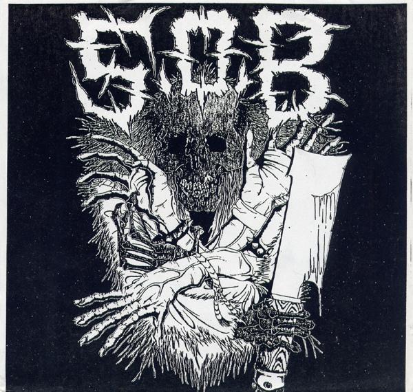 Sabotage Organized Barbarian - S.O.B. - 1989
