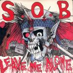 Sabotage Organized Barbarian - Leave Me Alone - 1986