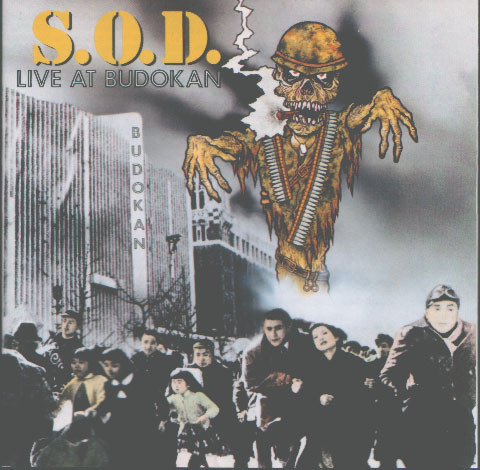 Stormtroopers Of Death - Live At Budokan - 1992