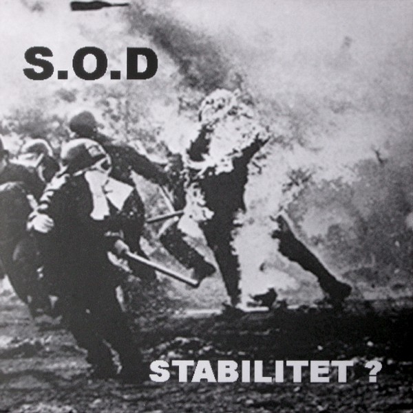 Sound Of Disaster - Stabilitet ? 1997
