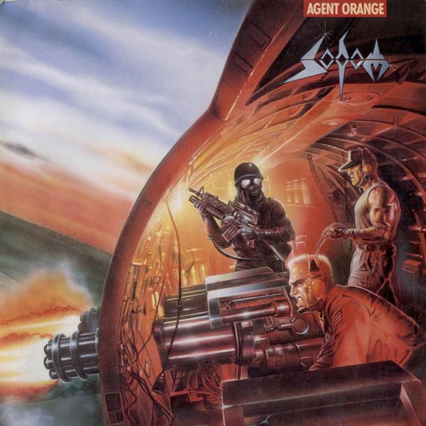 Sodom - Agent Orange - 1989