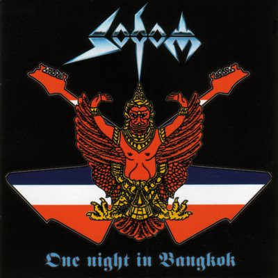 Sodom - One Night In Bangkok - 2003