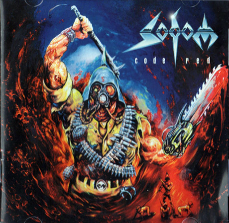 Sodom - Code Red - 1999