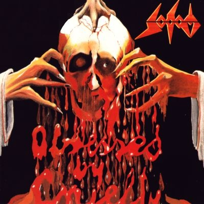 Sodom - Obsessed By Cruelty - 1986