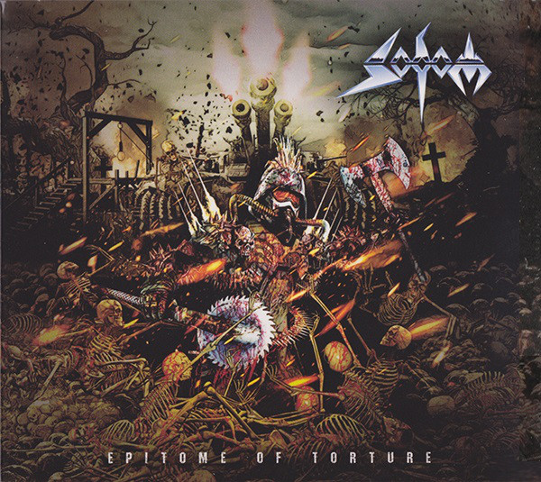 Sodom - Epitome Of Torture - 2013