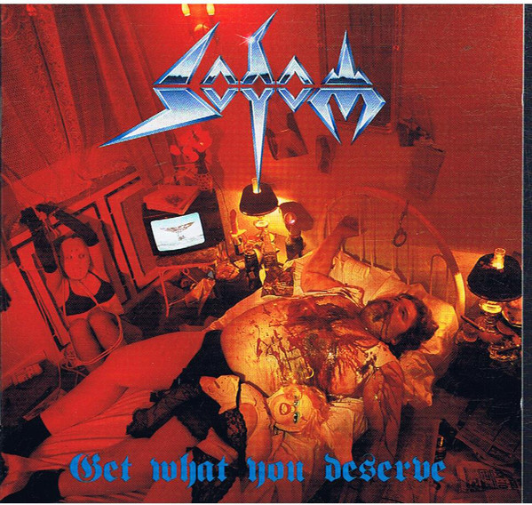 Sodom - Get What You Deserve - 1994