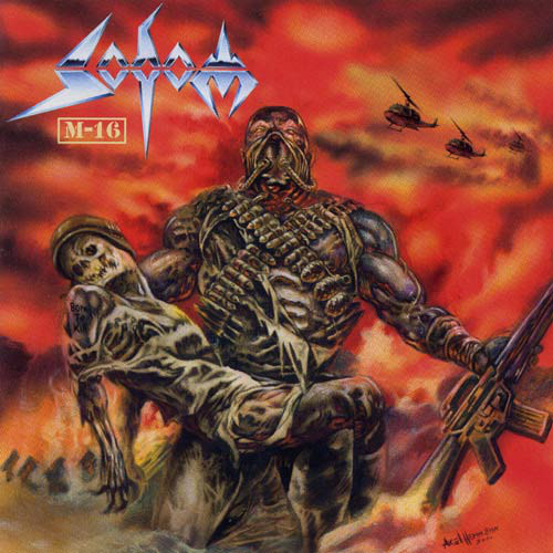 Sodom - M-16 - 2001