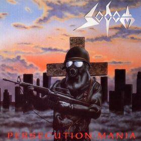 Sodom - Persecution Mania - 1988