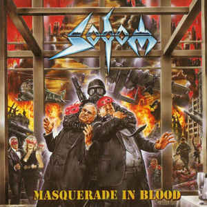 Sodom - Masquerade In Blood - 1995