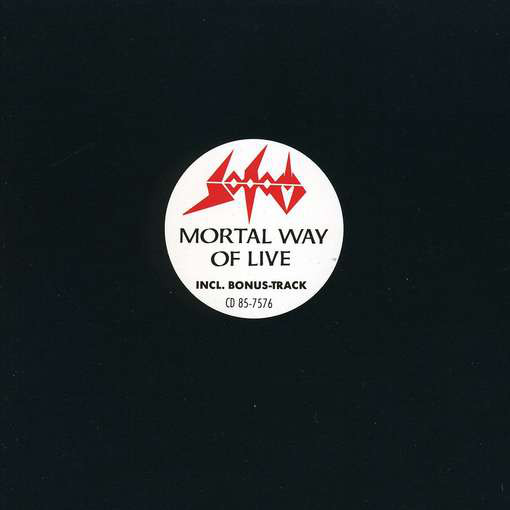 Sodom - Mortal Way Of Live - 1988