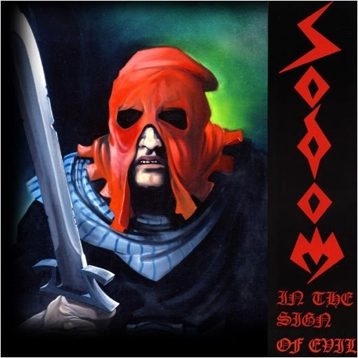 Sodom - In The Sign Of Evil - 1984
