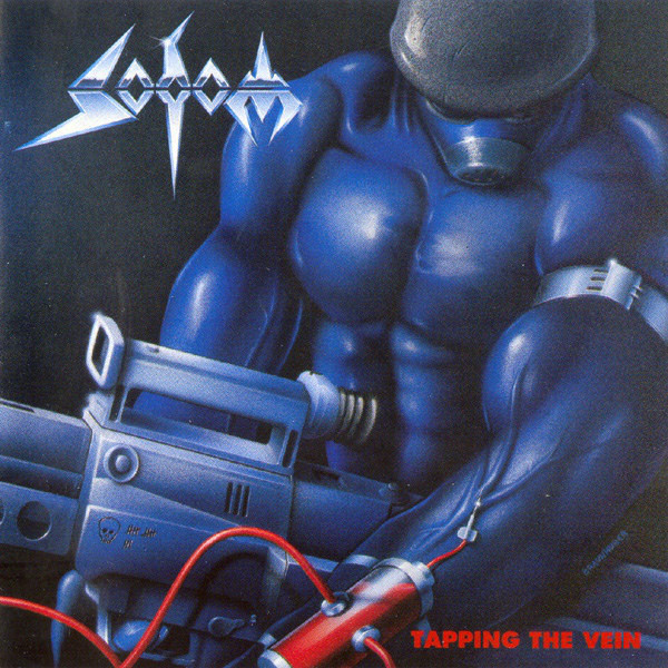 Sodom - Tapping The Vein - 1992