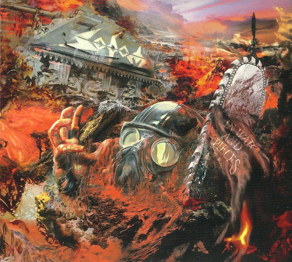 Sodom - In War And Pieces - 2010
