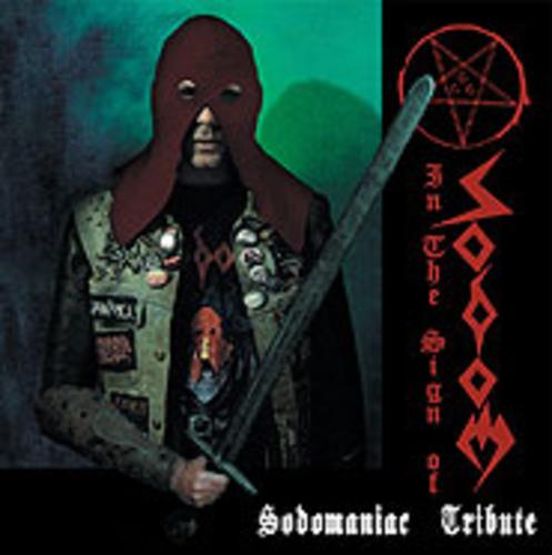 Various - In The Sign Of Sodom - Sodomaniac Tribute - 2008