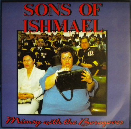 Sons Of Ishmael - Mimsy With The Borogoves - 1990