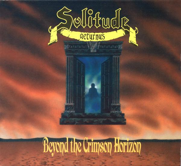 Solitude Aeturnus - Beyond The Crimson Horizon - 1992