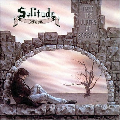 Solitude Aeturnus - Into The Depths Of Sorrow - 1991