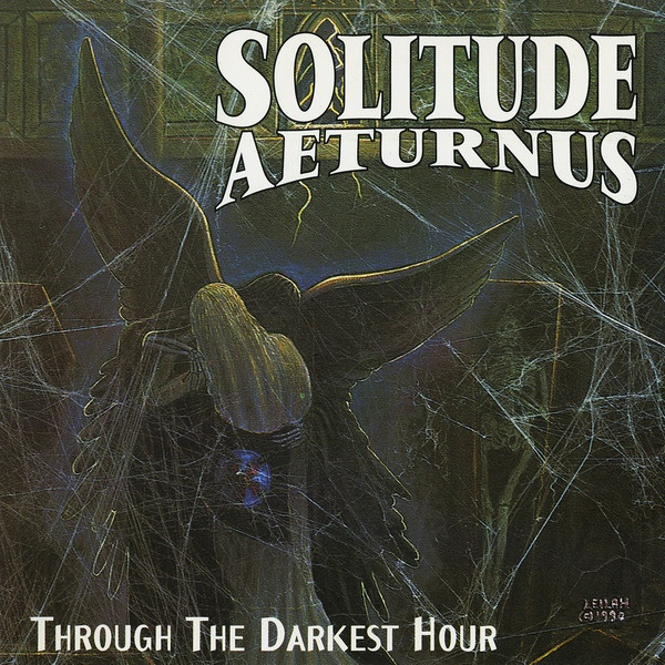 Solitude Aeturnus - Through The Darkest Hour - 1994