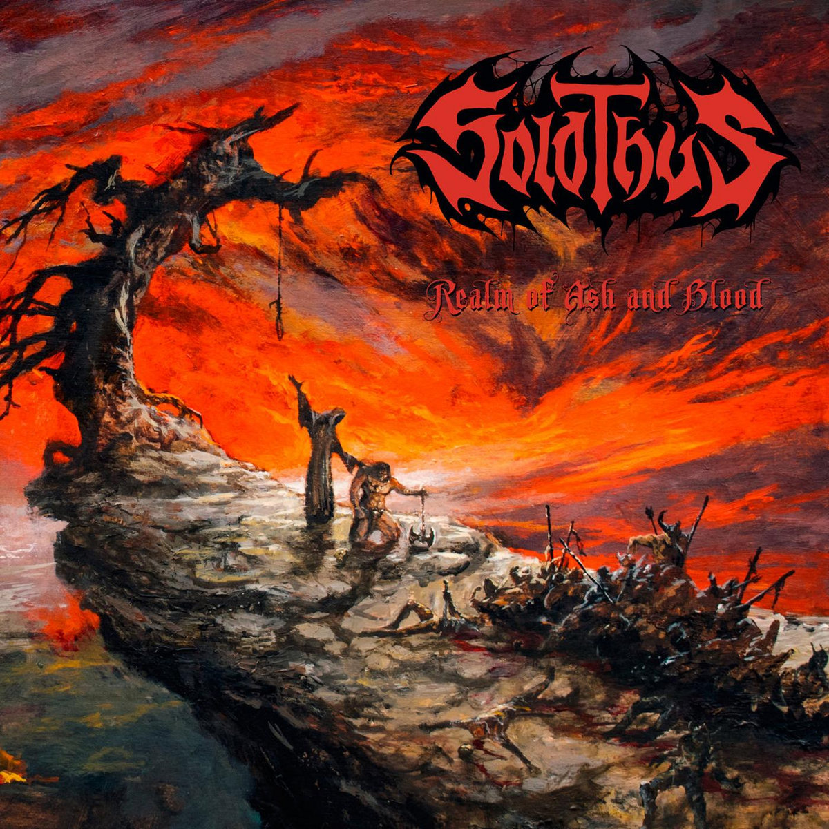 Solothus - Realm Of Ash And Blood - 2020