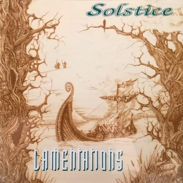 Solstice - Lamentations - 1994