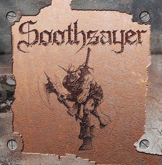 Soothsayer - To Be A Real Terrorist + Bonus - 2007