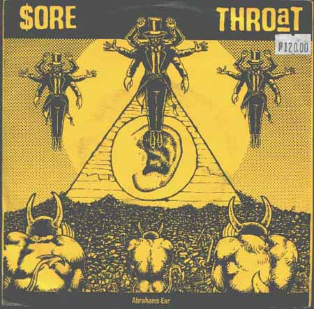 Sore Throat - Abrahams Ear 1987