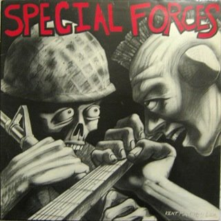 Special Forces - Special Forces - 1987