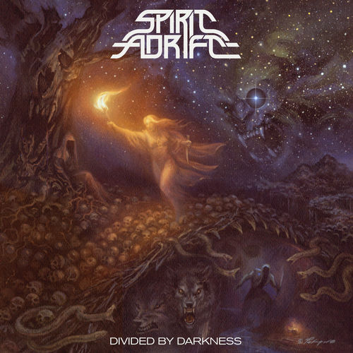 Spirit Adrift - Divided By Darkness - 2019