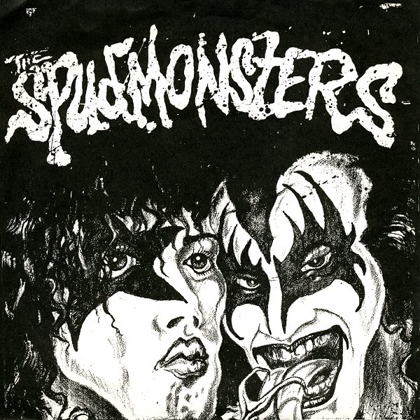 The Spudmonsters - Destroy Your Idols - 1991