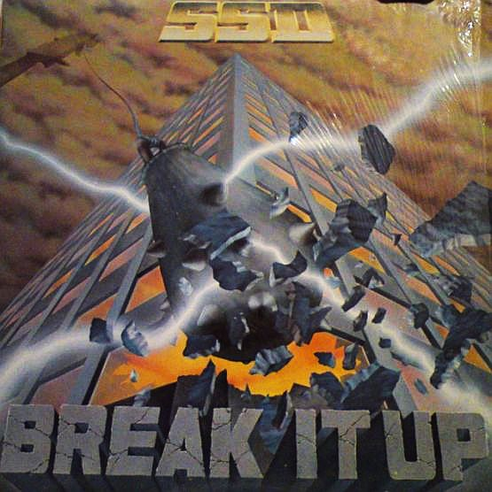 SSD - Break It Up - 1985