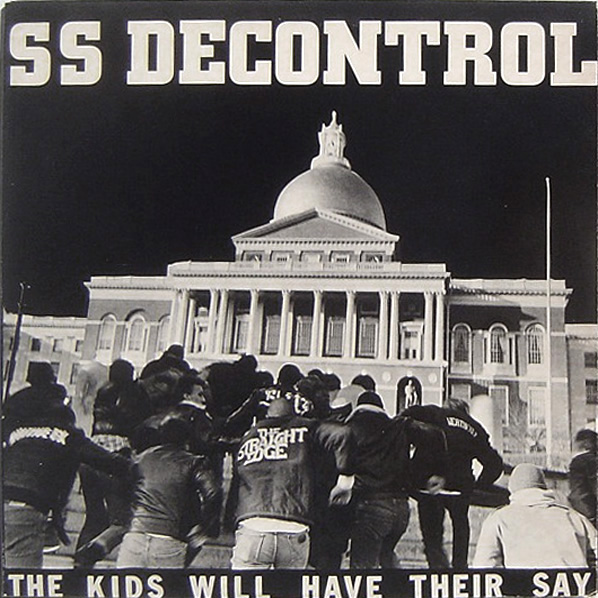 SSD - The Kids Will Have Their Say - 1982