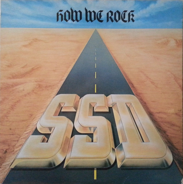 SSD - How We Rock - 1984