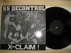 S.S.D. - X-Claim! 1982/1983