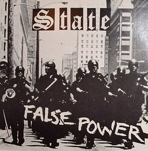 State - False Power - 1987
