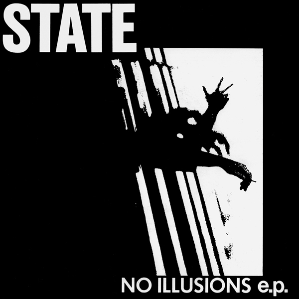 State - No Illusions E.P. - 1983
