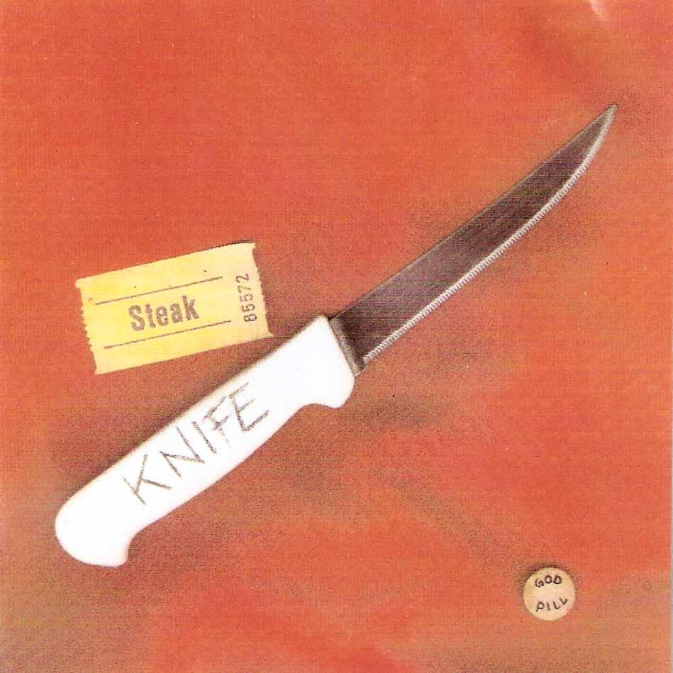Steakknife - Godpill - 0