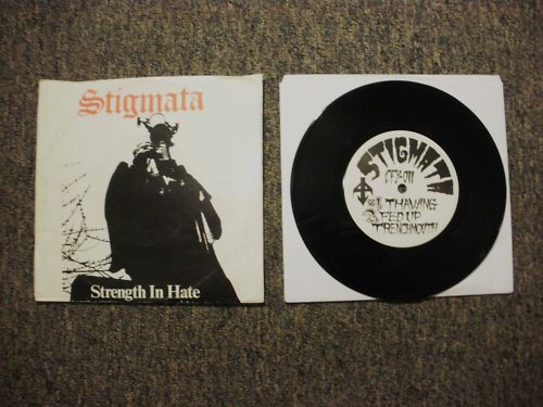 Stigmata - Strength In Hate 1990