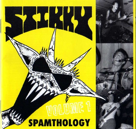 Stikky - Spamthology - Volume 1 - 1997
